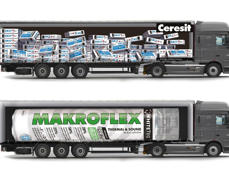 Ceresit, Makroflex rekkadTellija: Henkel Balti OÜ